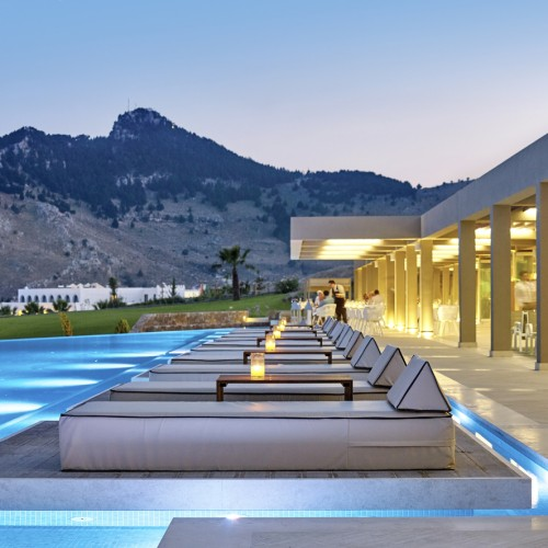 Greece:Rhodes:Kolymbia:Sensimar Imperial Resort & Spa by Atlantica
