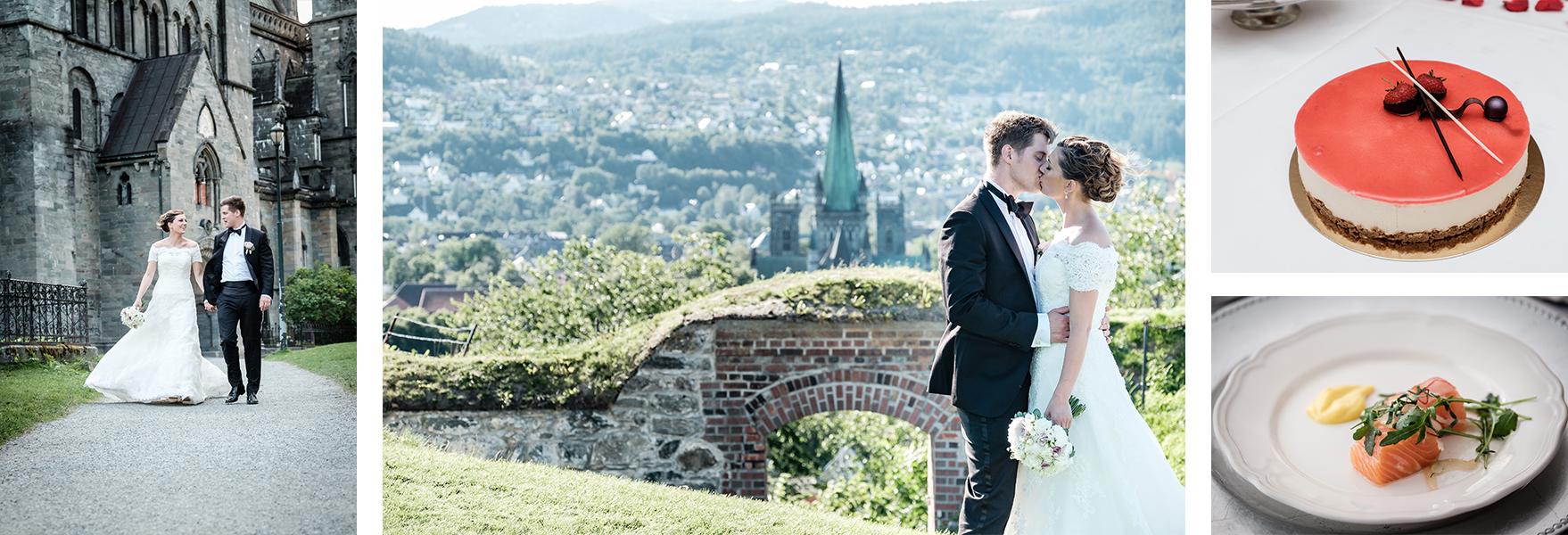 a6482ad1 Real-Life Wedding – Linda & Haakon