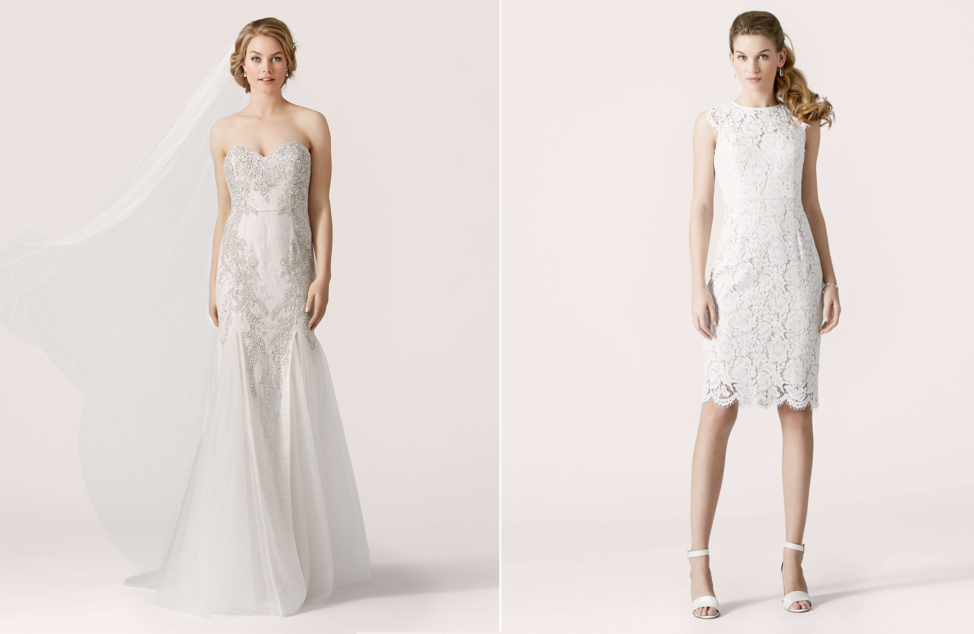 Kort eller lang brudekjole hvilken stil velger du