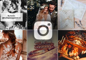 Bryllupsmgaianset instagram