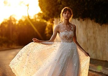 c96336cb Drøm deg bort blant kjoler fra Diin brudesalong