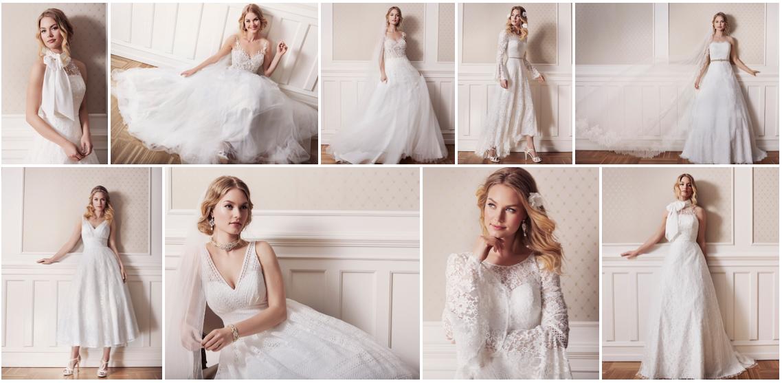 216befa15801 Spektakulære brudekjoler fra LILLY i 2019!