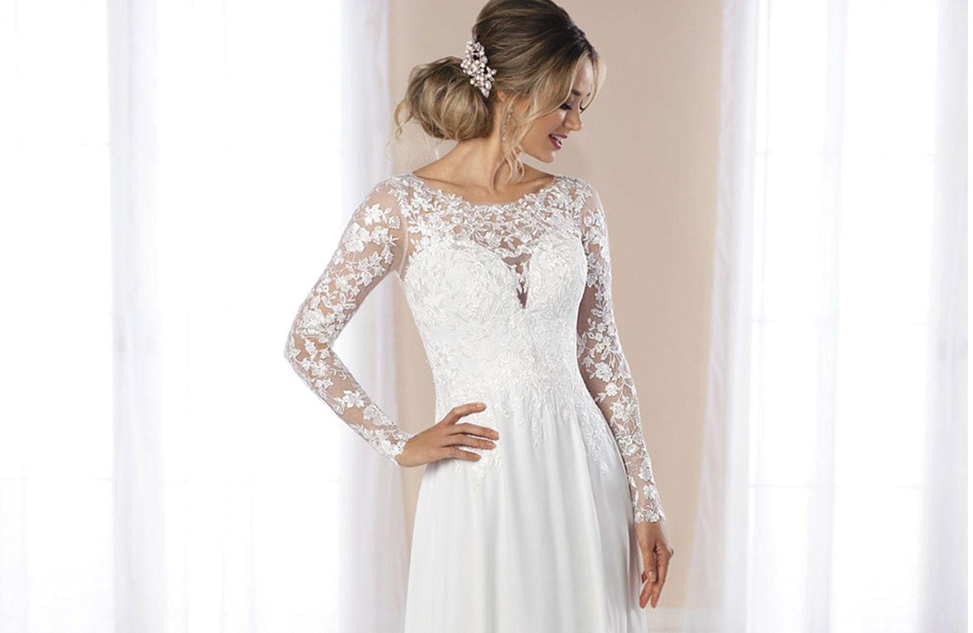 kjøpe brudekjole