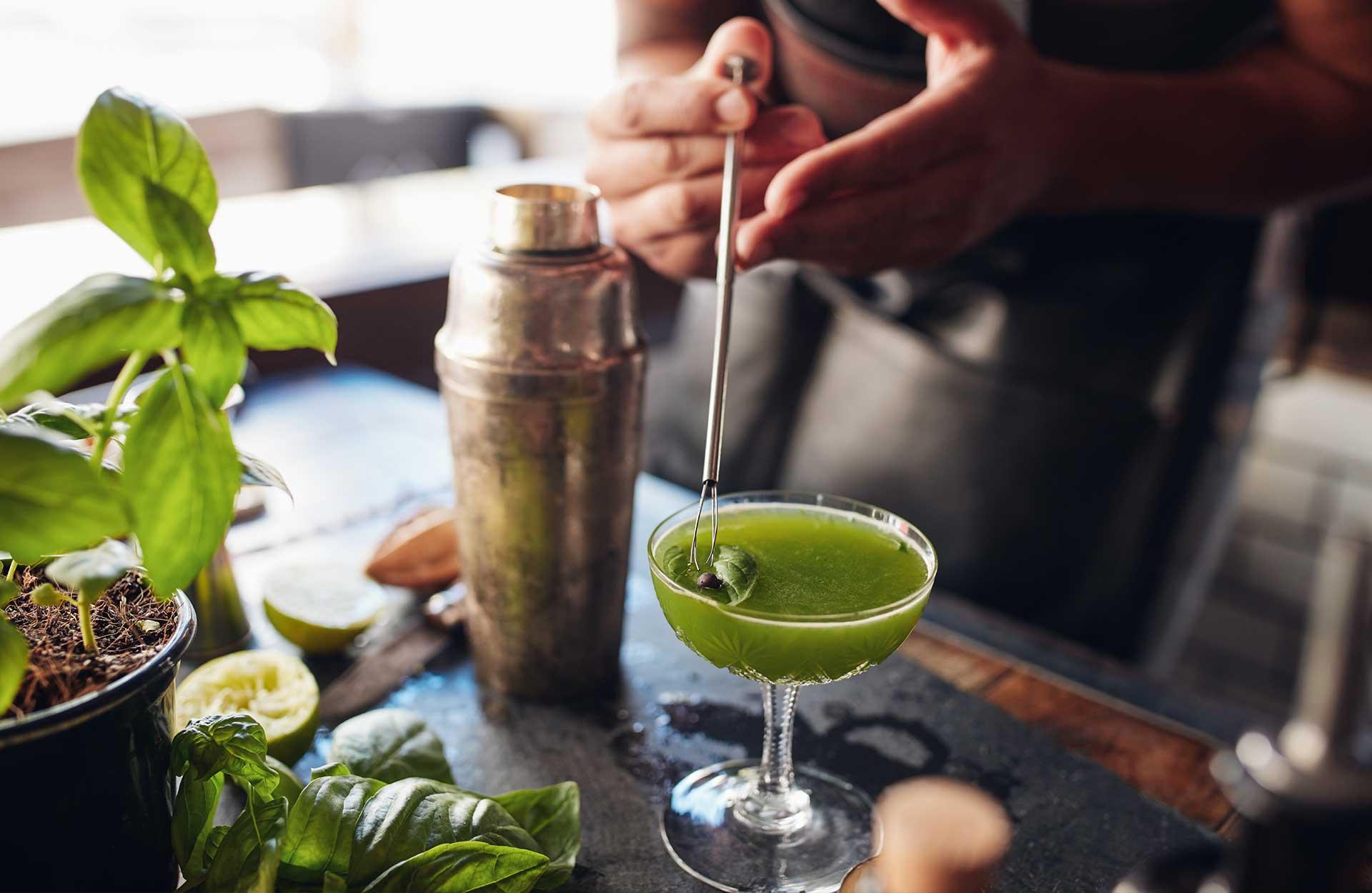 Brudeskålen - bartender