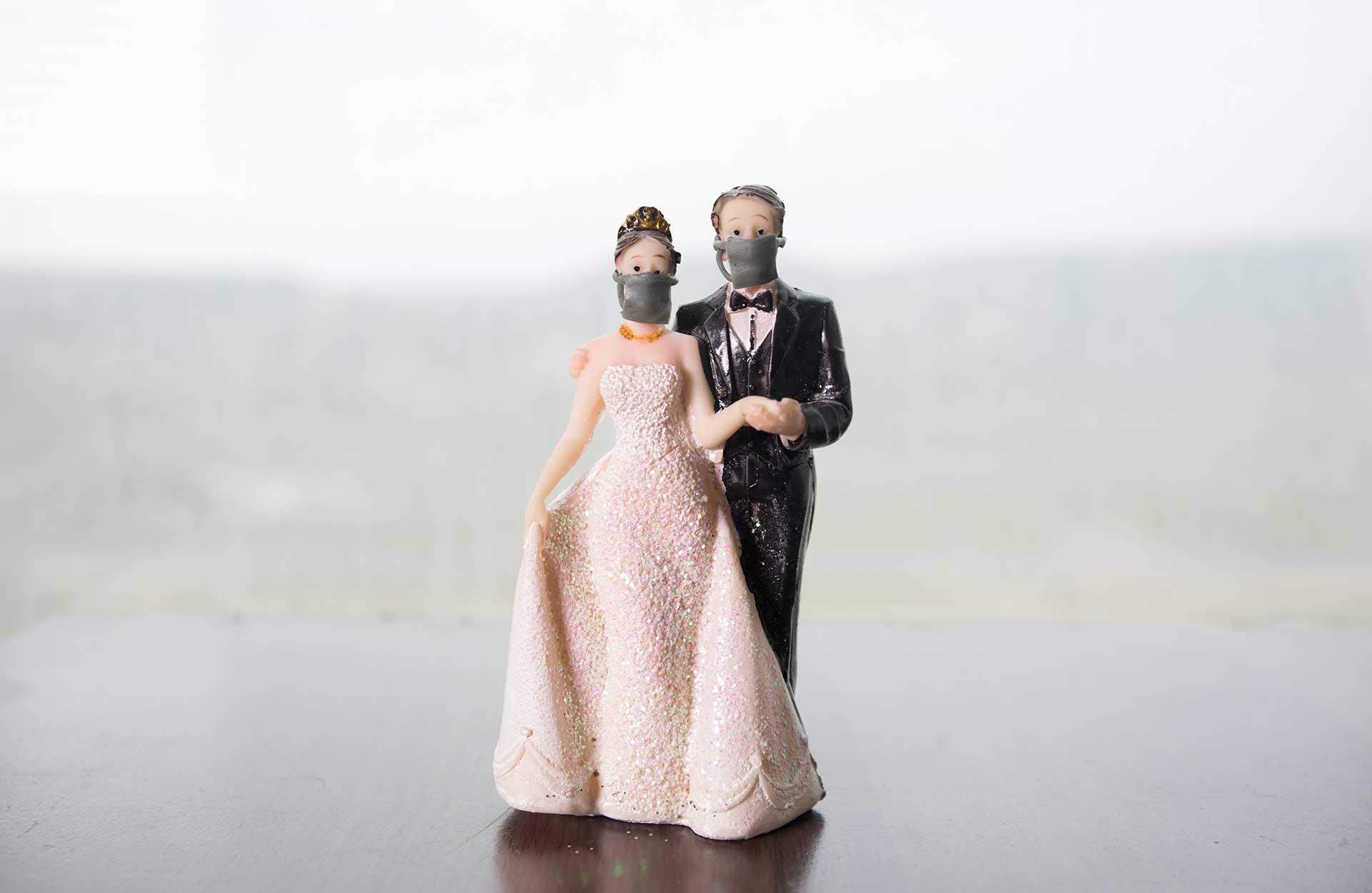 Bryllup - Korona