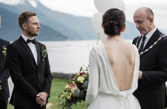 Bryllup - Ida & Børge, foto: Lisa Giil