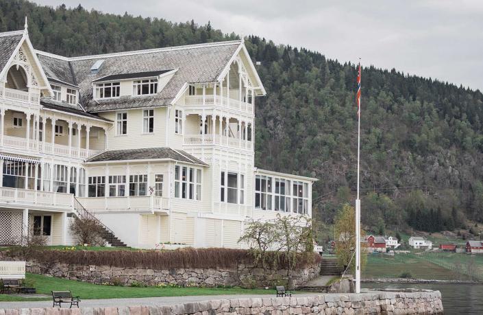 Bryllup - Kviknes Hotel, foto: Lisa Giil