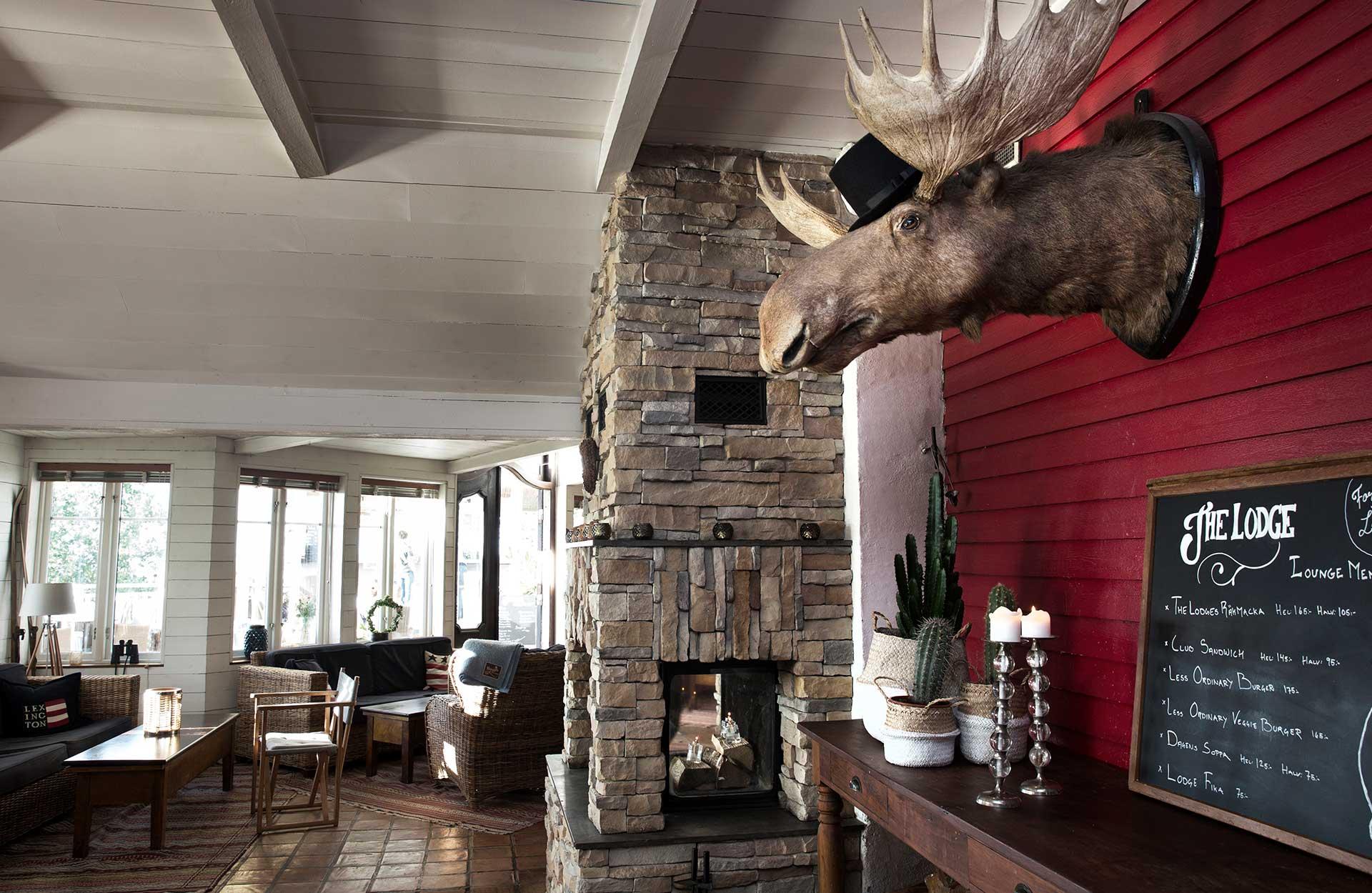 The Lodge SPA