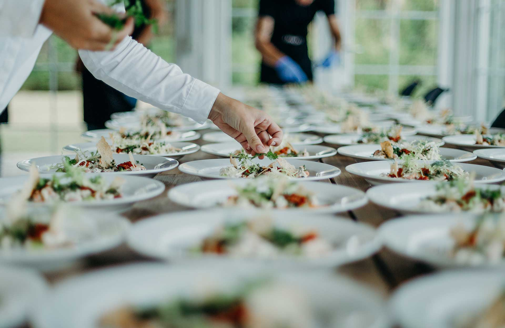 mat i bryllup